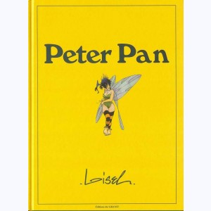 Peter Pan (Loisel) : Tome 4, Mains rouges