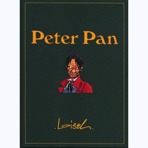 Peter Pan (Loisel) : Tome 5, Crochet