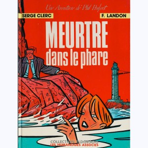 Phil Perfect : Tome 7, Meurtre dans le phare