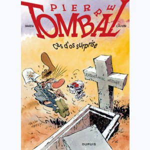 Pierre Tombal : Tome 7, Cas d'os surprise