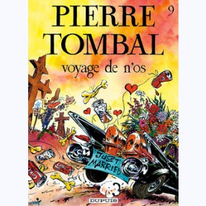 Pierre Tombal : Tome 9, Voyage de n'os