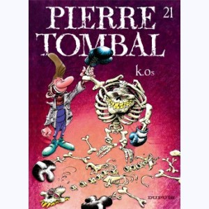 Pierre Tombal : Tome 21, K.Os