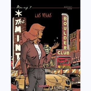 Pin-Up (Berthet) : Tome 7, Las Vegas