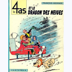 Les 4 as : Tome 7, Les 4 as et le dragon des neiges