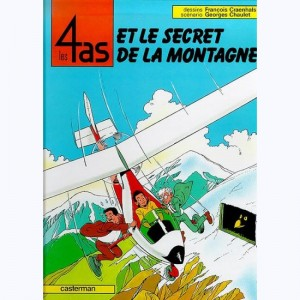 Les 4 as : Tome 24, Les 4 as et le secret de la montagne