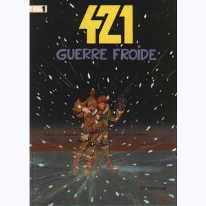 421 : Tome 1, Guerre froide