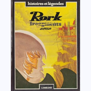 Rork : Tome 1, Fragments