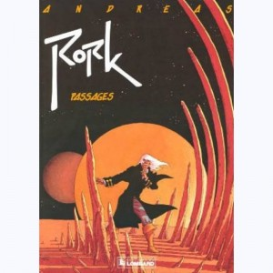 Rork : Tome 2, Passages