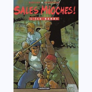 Sales mioches ! : Tome 2, L'île Barbe