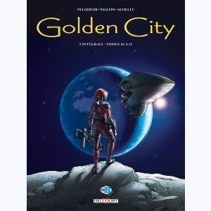 Golden City : Tome (10 à 12), Intégrale