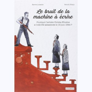Le bruit de la machine à écrire