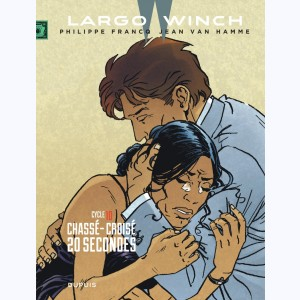 Largo Winch : Tome (19 et 20), Dyptique
