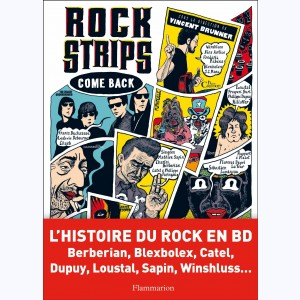 Rock Strips, Come back