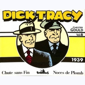 Dick Tracy : Tome 6, 1939