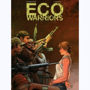 Eco Warriors : Tome 1, Orang-utan