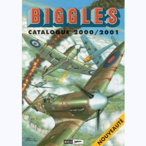 Biggles, Catalogue 2000/2001