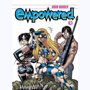 Empowered : Tome 2