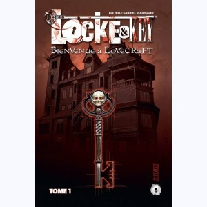 Locke & Key : Tome 1, Bienvenue à Lovecraft