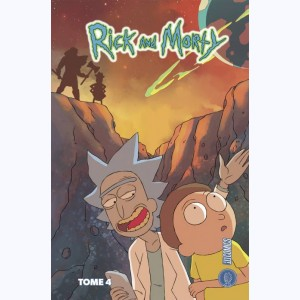 Rick & Morty : Tome 4
