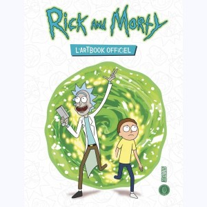 Rick & Morty, l'artbook officiel