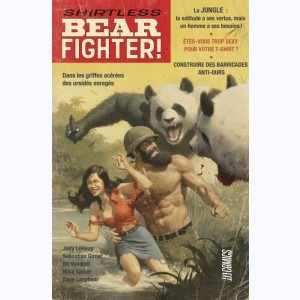Shirtless Bear Fighter !
