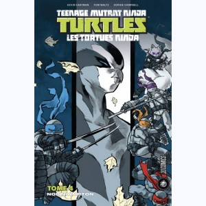 Teenage Mutant Ninja Turtles - Les Tortues Ninja : Tome 4, Northampton
