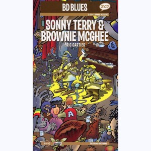 BD Blues : Tome 1, Sonny Terry & Brownie McGhee
