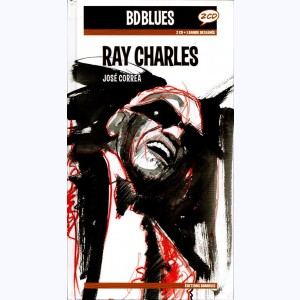 BD Blues : Tome 15, Ray Charles