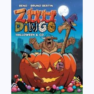 Zoo Dingo : Tome 6, Halloween & CO