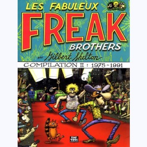 Les Freak Brothers, Compilation II : 1975-1991