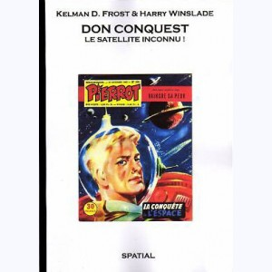 Don Conquest : Tome 3, Le satellite inconnu !