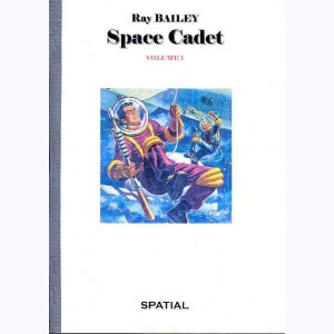 13 : Space Cadet : Tome 1