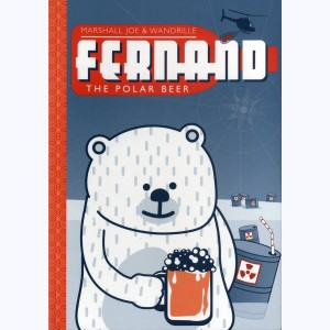 Fernand The Polar Bear