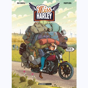 Miss Harley : Tome 2