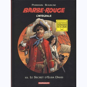 Barbe-Rouge : Tome 13, Le Secret d'Elisa Davis