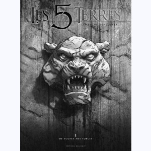 Les 5 terres : Tome 1 :