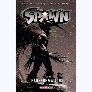 Spawn : Tome 17, Transformations