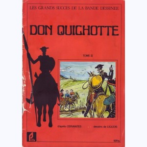 Don Quichotte (Liquois) : Tome 2