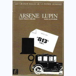 8 : Arsène Lupin (Bourdin) : Tome 1, 813