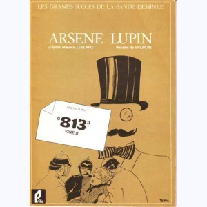 22 : Arsène Lupin (Bourdin) : Tome 2, 813