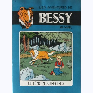 Bessy : Tome 14, Le témoin silencieux