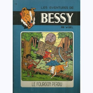 Bessy : Tome 18, Le fourgon perdu