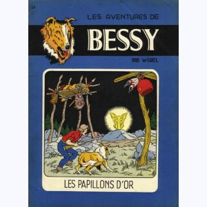 Bessy : Tome 24, Les papillons d'or