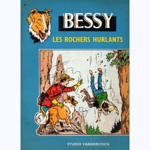 Bessy : Tome 31, Les rochers hurlants