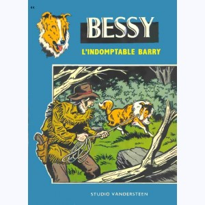 Bessy : Tome 44, L'indomptable Barry