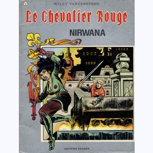 Le Chevalier Rouge : Tome 13, Nirwana