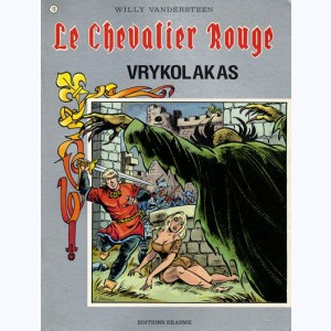 Le Chevalier Rouge : Tome 15, Vrykolakas