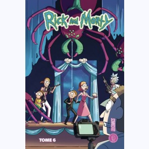 Rick & Morty : Tome 6