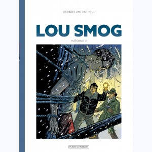 Lou Smog : Tome 2, Intégrale