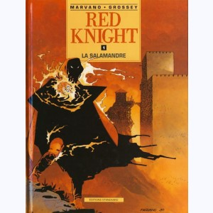 Red Knight : Tome 1, La salamandre